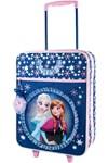 Matkalaukku, tummansininen, Disney Frozen