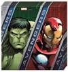 Marvel Avengers Servetter, 20 st