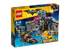 Inbrott i Batgrottan, LEGO Batman Movie (70909)