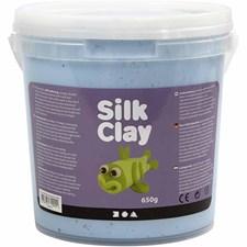 Silk Clay®, 650 g, neon blå