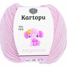 Kartopu Amigurumi 50g Baby Pink K1769