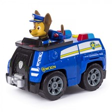 Chase Transforming Police Cruiser, Paw Patrol