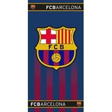 Handduk 70x140, FC Barcelona