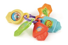 Shape and Color Keys, Fisher-Price