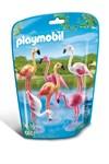 Flamingofamilj, Playmobil City Life
