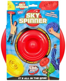 Sky Spinner, Röd, Wicked