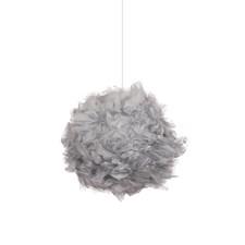 Taklampe Kate XL, B: 60 D: 60 H: 60 cm, Grå, Globen Lighting