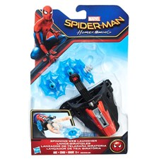 Spiderman, Spinning Web Launcher, Marvel