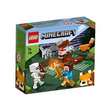 Taiga-seikkailu, LEGO Minecraft (21162)