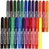 Colortime Marker-tussit, paksuus: 5 mm, värilajitelma, 24kpl