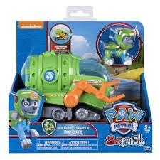 Rocky's Sea patrol vehicle, Sea Patrol,  Paw Patrol