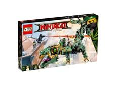Grønn ninjarobotdrage, LEGO Ninjago (70612)