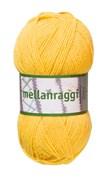 Mellanraggi Garn Ullmix 100g Gul (28204)