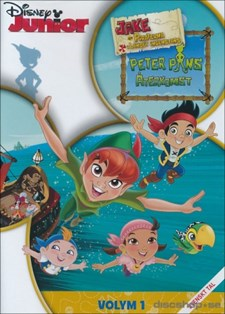 Jake och Piraterna - Peter Pans återkomst (volym 1)