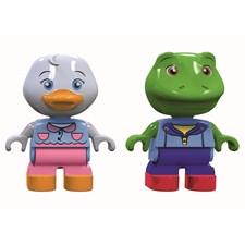Frosk og and, Figurer, AquaPlay