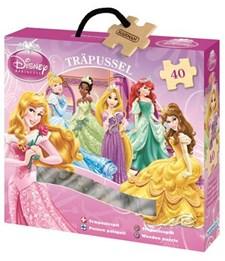 Eskepuslespill Disney Princess, 40 brikker