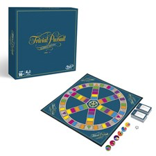 HGA Trivial Pursuit Classic Edition NO, Hasbro Games