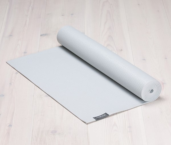 Yogamatta Yogiraj, 4mm, Silver Grey