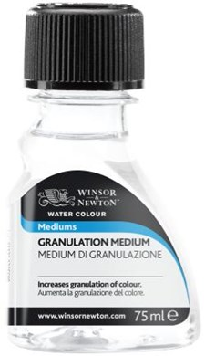 Akvarell Granulation Medium Winsor & Newton 75 ml