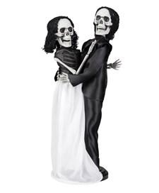 Herr Og Fru Skjelett Dekorasjon