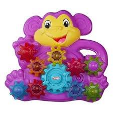 Stack´n spin monkey gears, Playskool