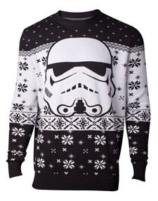 Jultröja Star Wars Stormtrooper Head