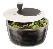 Salatslynge, Ø 25 cm, Svart, Gefu