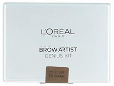 L'Oreal Brow Artist Genius Kit Medium/dark