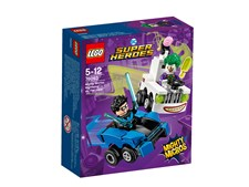 Mäktiga mikromodeller: Nightwing™ vs. The Joker™, LEGO Super Heroes (76093)