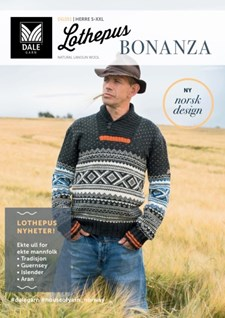 Dale Garn Katalog 351 Herre Lothepus Bonanza