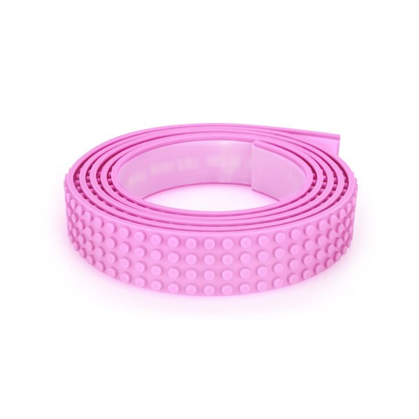 Mayka Block Tape  rosa  Large  MAYKA - klossar & byggleksaker
