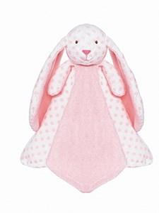 Koseklut Teddy Baby Big Ears, kanin, Teddykompaniet
