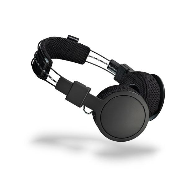 Hodetelefoner On-ear Bluetooth Sport URBANEARS HELLAS BLACK BELT ... 96ccc1cce9029
