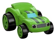 Blaze och Monstermaskinerna, Diecast, Race Car Pickle