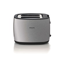 Philips Brödrost HD2628/20 Silver