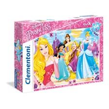 Puslespill Maxi Disney Princess, 104 brikker, Clementoni