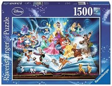Disney's Magical Storybook, Pussel 1500 bitar, Ravensburger