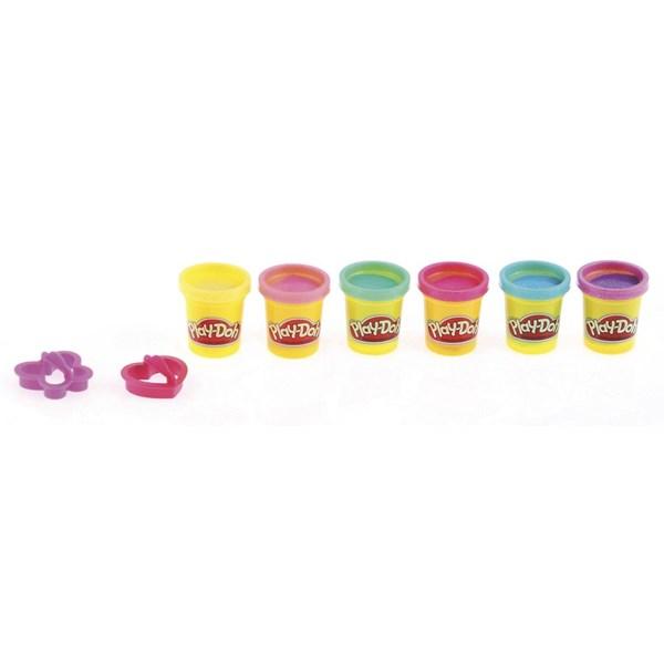 Glitterlerset, Play-Doh