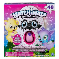 Hatchimals Puzzle With Figurine