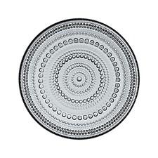 Tallerken, Kastehelmi, 17 cm, Grå, Iittala