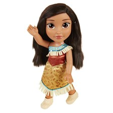 Toddler Doll 30 cm, Pocahontas, Disney Princess