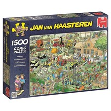 Jan van Haasteren, The farm, Pussel 1500 bitar