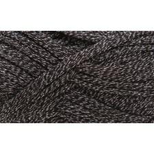 Rico Creative Cancan Disco Lanka Akryylisekoitus 100g Black Silver 005