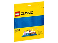 Blå basplatta, LEGO Classic (10714)