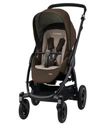 Sittvagn Stella, Earth Brown, Maxi-Cosi