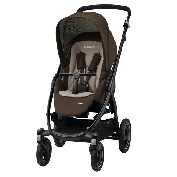 Inget (Storm) Sittvagn Stella, Earth Brown, Maxi-Cosi