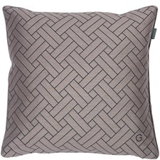 GANT Home Oxford Kuddfodral Bomull/Linne/Polyester 50x50 cm Mole Grey
