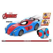 Radiostyrd bil, Power Wrist, Spiderman