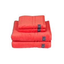 GANT Home Premium Towel 100% Puuvilla 50x70 cm Coral Orange
