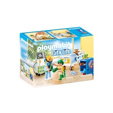 Barnerom på sykehuset City Life 70192 Playmobil